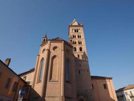 catedral de san lorenzo em alba foto