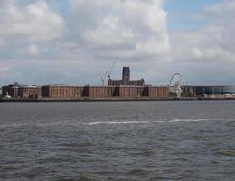 Albert Dock em Liverpool foto