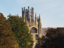 Ely Catedral em Ely foto
