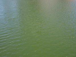 fundo de água verde foto