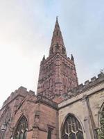 igreja da sagrada trindade, coventry foto