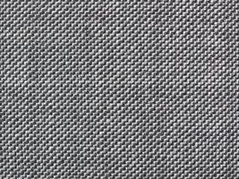fundo de tecido preto foto