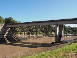 ponte ferroviária chepstow foto