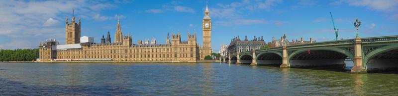 vista de Londres foto