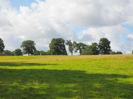 vista de Tanworth em Arden foto