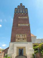 torre de casamento em darmstadt foto