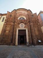 igreja santa maria maddalena em alba foto
