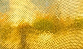 telha dourada do pagode. conceito de fundo foto