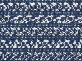 fundo de tecido azul foto