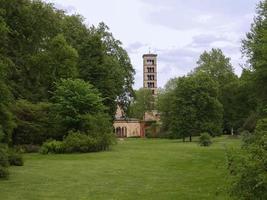 Park Sanssouci em Potsdam foto