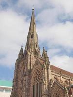 igreja de são martin, birmingham foto