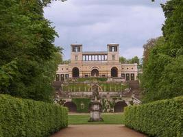 Orangerie em Potsdam foto