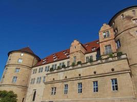 altes schloss old castle stuttgart foto