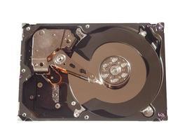 interior do disco rígido foto
