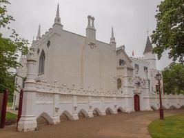 casa colina de morango foto