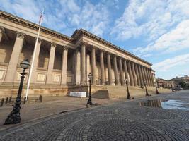 St George Hall em Liverpool foto