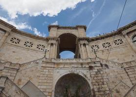 Bastione Saint Remy em Cagliari foto