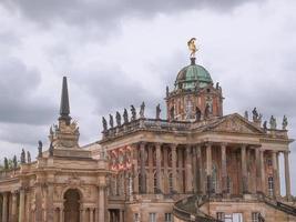 Neue Palais em Potsdam foto