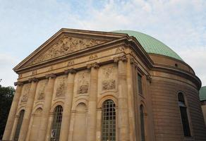 St. Hedwigs Cathedrale em Berlim foto