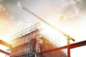 construção e edificação foto