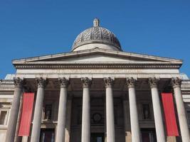 galeria nacional em londres foto
