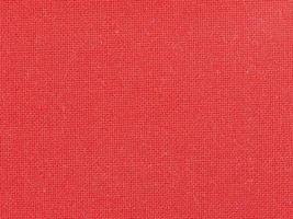 fundo de tecido vermelho foto