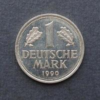moeda de uma marca foto