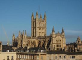 Bath Abbey Church foto