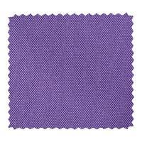 amostra de tecido violeta em zigue-zague foto