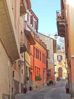cidade velha de rivoli, itália foto