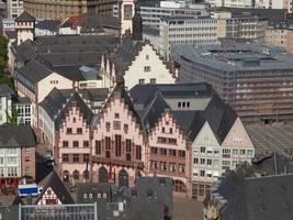 Roemerberg em Frankfurt foto