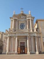 igreja santa cristina e san carlo foto