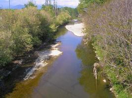 Rio Sangone em Beinasco foto