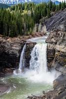 visões diferentes de Ram Falls foto