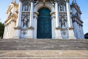 igreja de santa maria della salute foto