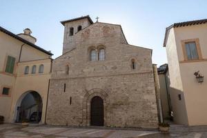 igreja de santa eufemi foto