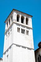 torre do sino da igreja de São Francisco foto
