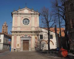 igreja santa caterina em alba foto