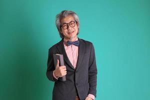 professor do leste asiático foto