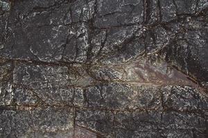 textura de pedra de rocha foto