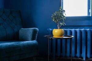 conceito de design interior doméstico 3. resolução e bela foto de alta qualidade