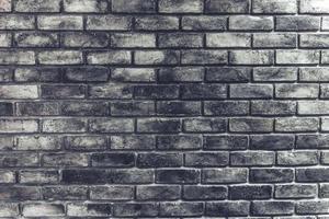fundo de parede de tijolo grunge foto