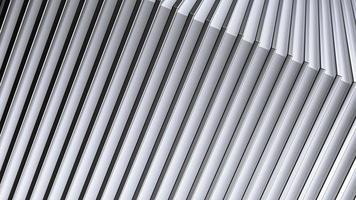 o fundo abstrato do teste padrão do metal. Ilustração 3D. foto