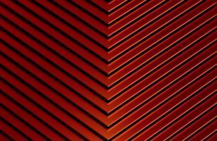 o fundo abstrato do teste padrão do metal vermelho. Ilustração 3D. foto
