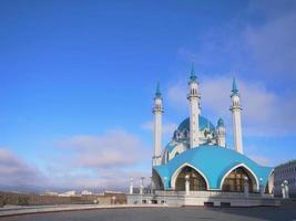 complexo histórico e arquitetônico de kazan kremlin, rússia foto