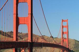 ponte golden gate são francisco foto