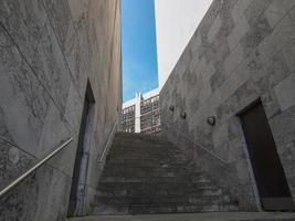prefeitura de mainzer rathaus em mainz, alemanha foto