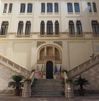 Prefeitura do Palácio Cívico em Cagliari foto