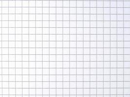 fundo de textura de papel quadriculado branco foto