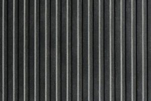 fundo de textura de material de superfície preta foto